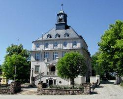 Rathaus Lugau